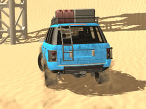 4x4 Offroad Drive Multiplayer