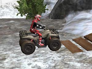 ATV Trials Winter