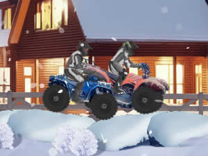 ATV Winter Challenges