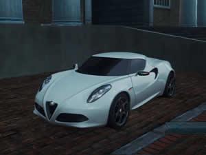 Alfa Romeo 4c Puzzle