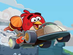 Angry Birds Car Keys