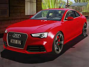 Audi RS5 Puzzle