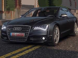 Audi S8 Puzzle