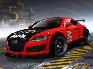 Audi TT Puzzle