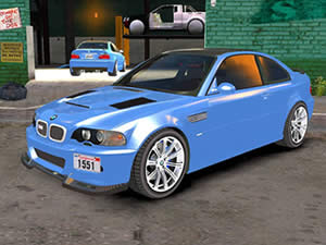 BMW Cars Hidden Letters