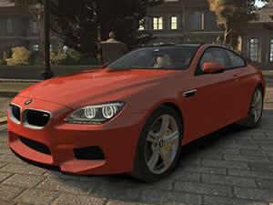 BMW M6 F13 Puzzle