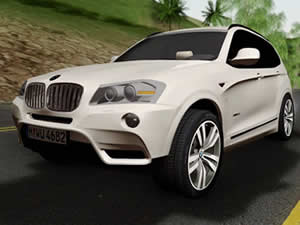 BMW X3 Puzzle