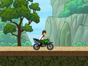 Ben10 Hills Ride