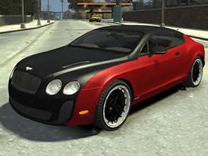 Bentley Continental Puzzle