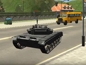 Cars Thief 2: Tank Edition