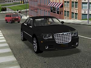 Chrysler Hidden Wheels