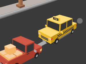Dangerous Taxi Driver