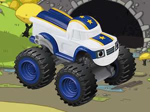Darington Monster Truck Puzzle