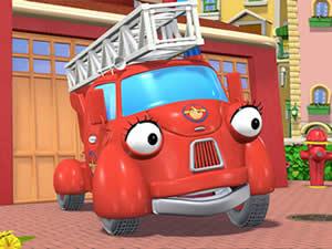 Fiona Fire Engine Puzzle