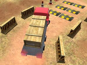 Heavy Trucks Parking