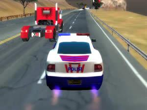 Highway Patrol Showdown
