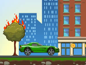 Illegal Drive: City On Fire