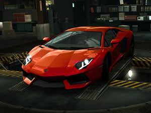Lamborghini Car Memory