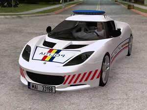 Lotus Police Puzzle