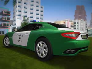 Maserati Police Puzzle
