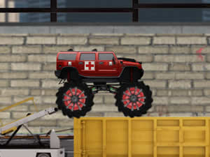 Monster Truck Intervention Squad