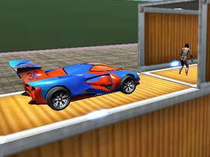 RoadKill Car Zombie Dead Hit