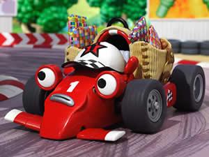 Roary Car Puzzle