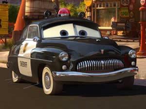 Sheriff Cars Puzzle