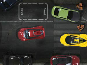 Super Car Rain Parking 2