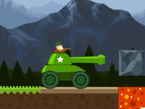 Tank Toy Battlefield