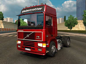 Volvo Truck Puzzle