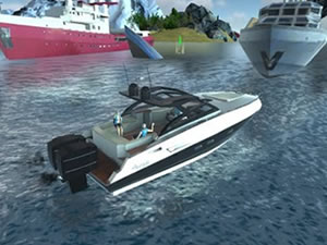 American Boat Rescue Simulator