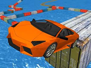 Car Impossible Tracks: Driver Hard Parking