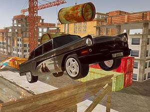 Classic Car Stunts