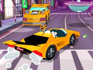 Danger Mouse: Full Speed Extreme Turbo