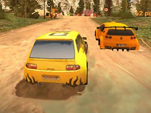 Dirt Rally Driver HD