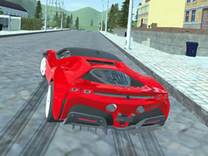 EVO City Driving