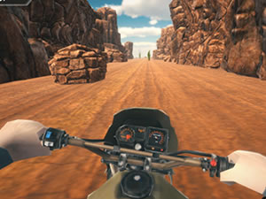 High-Speed Bike Simulator