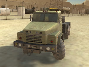 Military Vehicles Driving