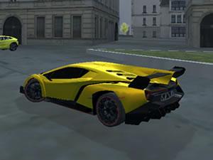 Project Car Physics Simulator: London