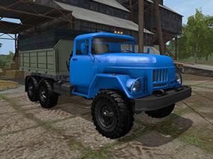 Russian Trucks Jigsaw
