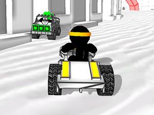 Stickman Car Racing