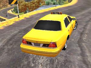 Superhero Taxi
