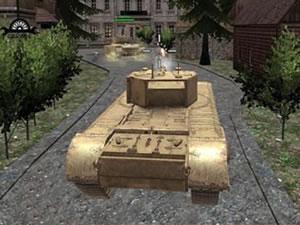 WW2 Modern War Tanks 1942
